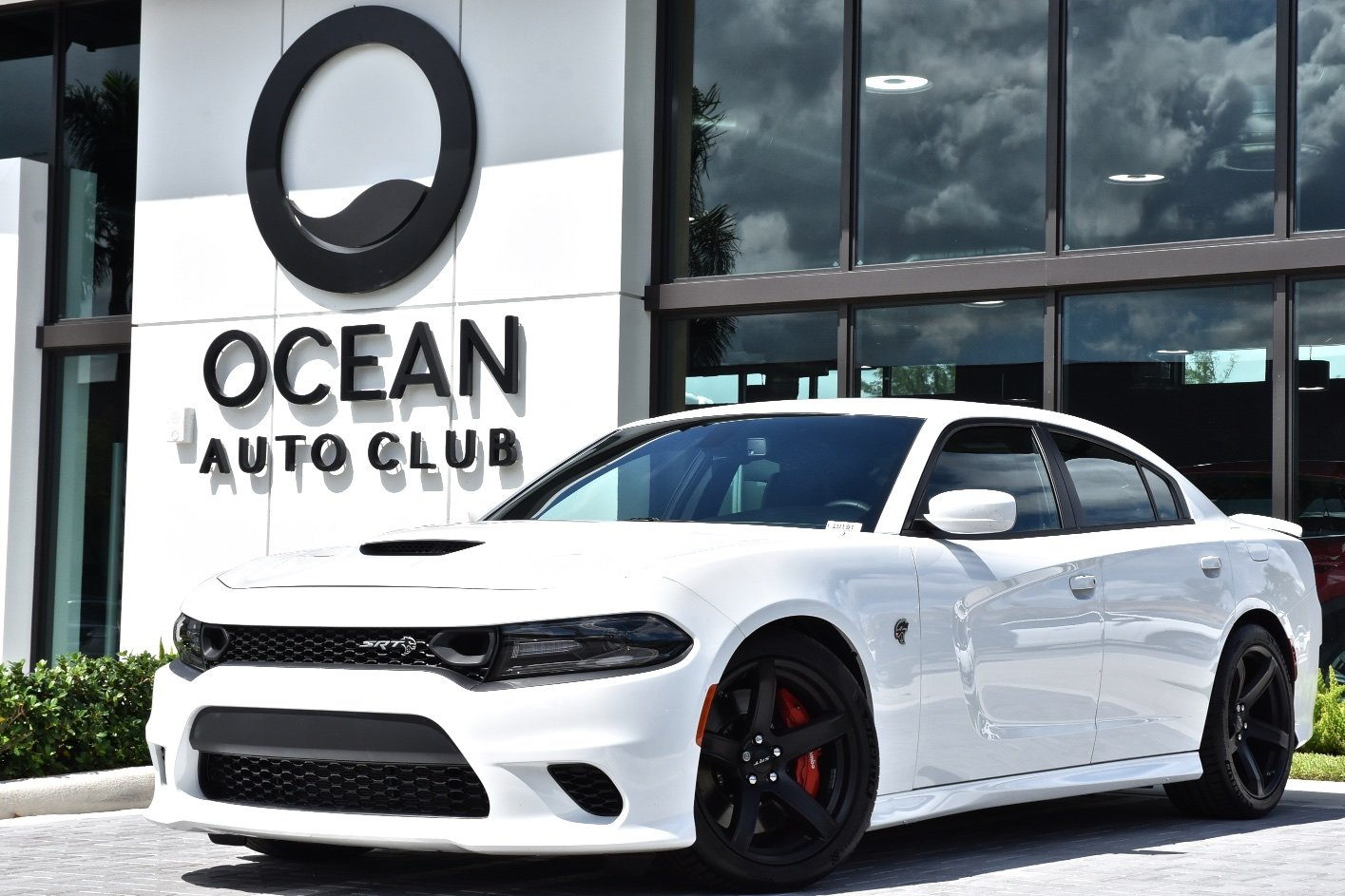 Dodge charger hellcat 2019