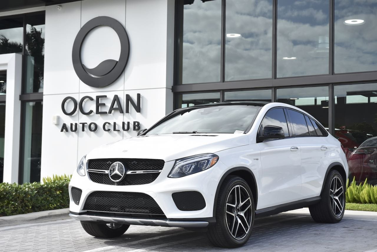 Pre-Owned 2018 Mercedes-Benz GLE GLE 43 AMG® Coupe