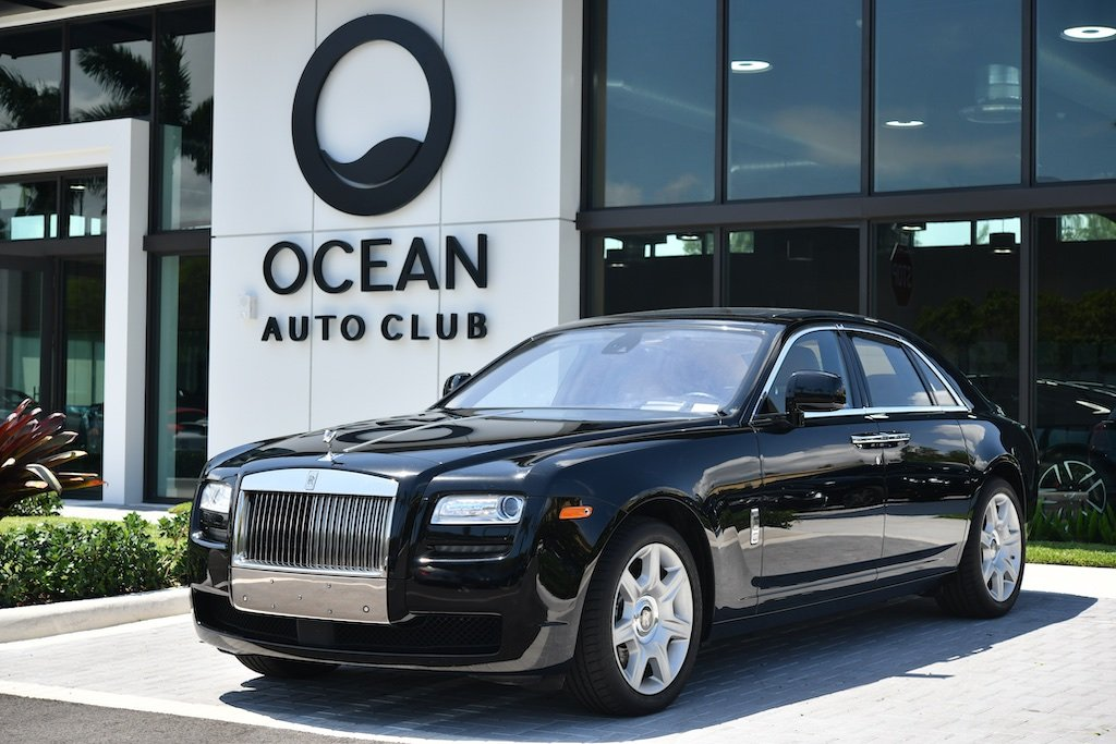 Pre-Owned 2011 Rolls-Royce Ghost