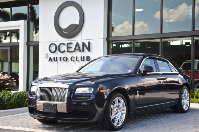 Pre-Owned 2013 Rolls-Royce Ghost
