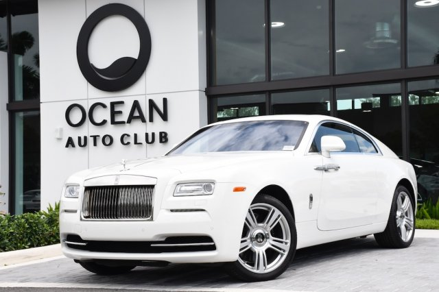Pre-Owned 2015 Rolls-Royce Wraith STARLIGHT