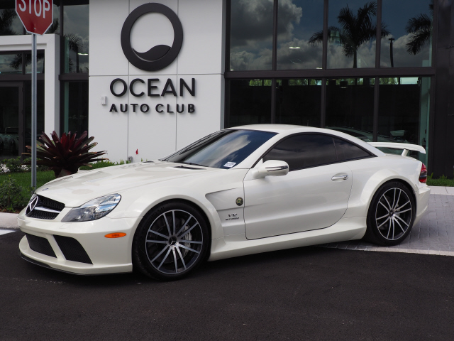 Pre-Owned 2009 Mercedes-Benz SL-Class SL 65 AMG®