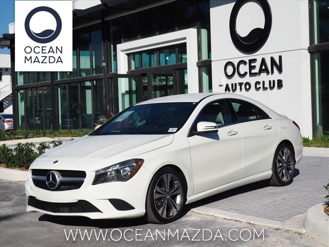 Pre Owned 2015 Mercedes Benz Cla Cla 250 Coupe In Doral 13814