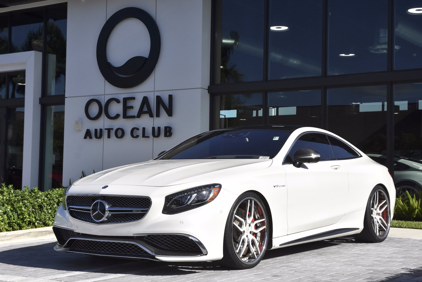 Pre-Owned 2016 Mercedes-Benz S-Class S 65 AMG®